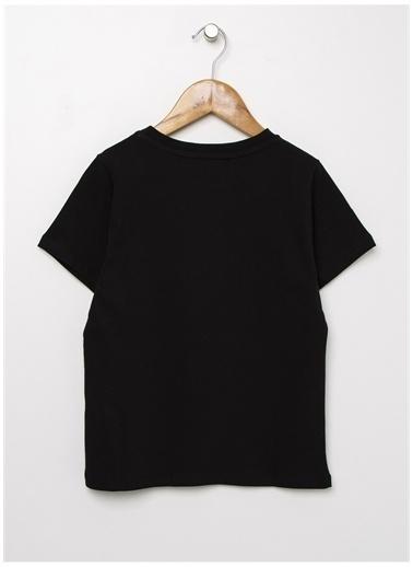 Funky Rocks Funky Rocks Siyah T-Shirt Siyah